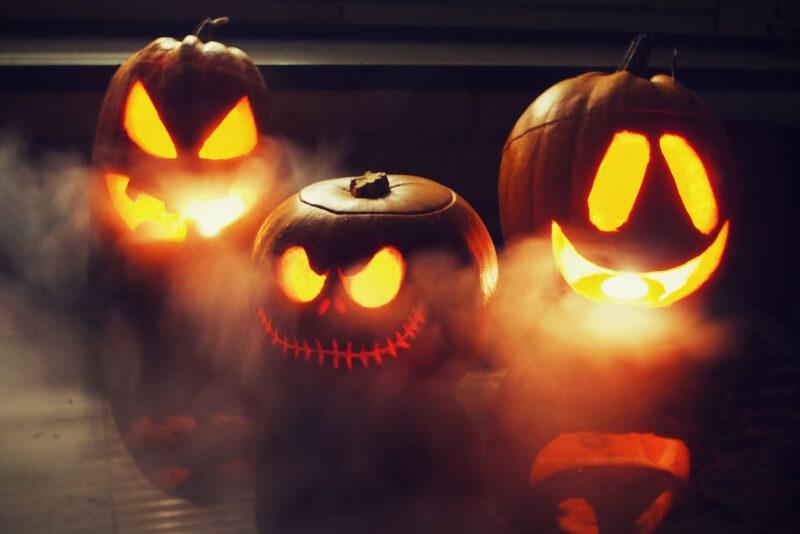 Dropship Halloween Fog Machines