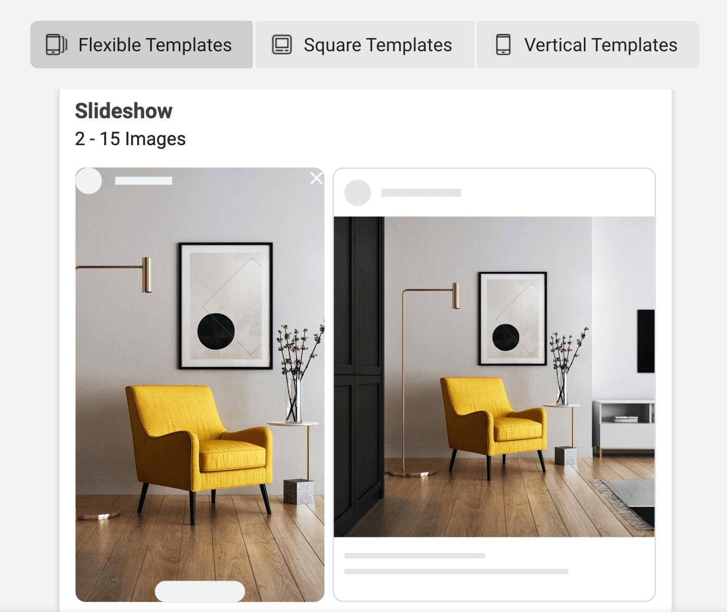 image slideshow ad Shopify Dropshipping