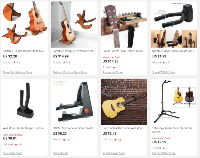 Sell Guitar Stands