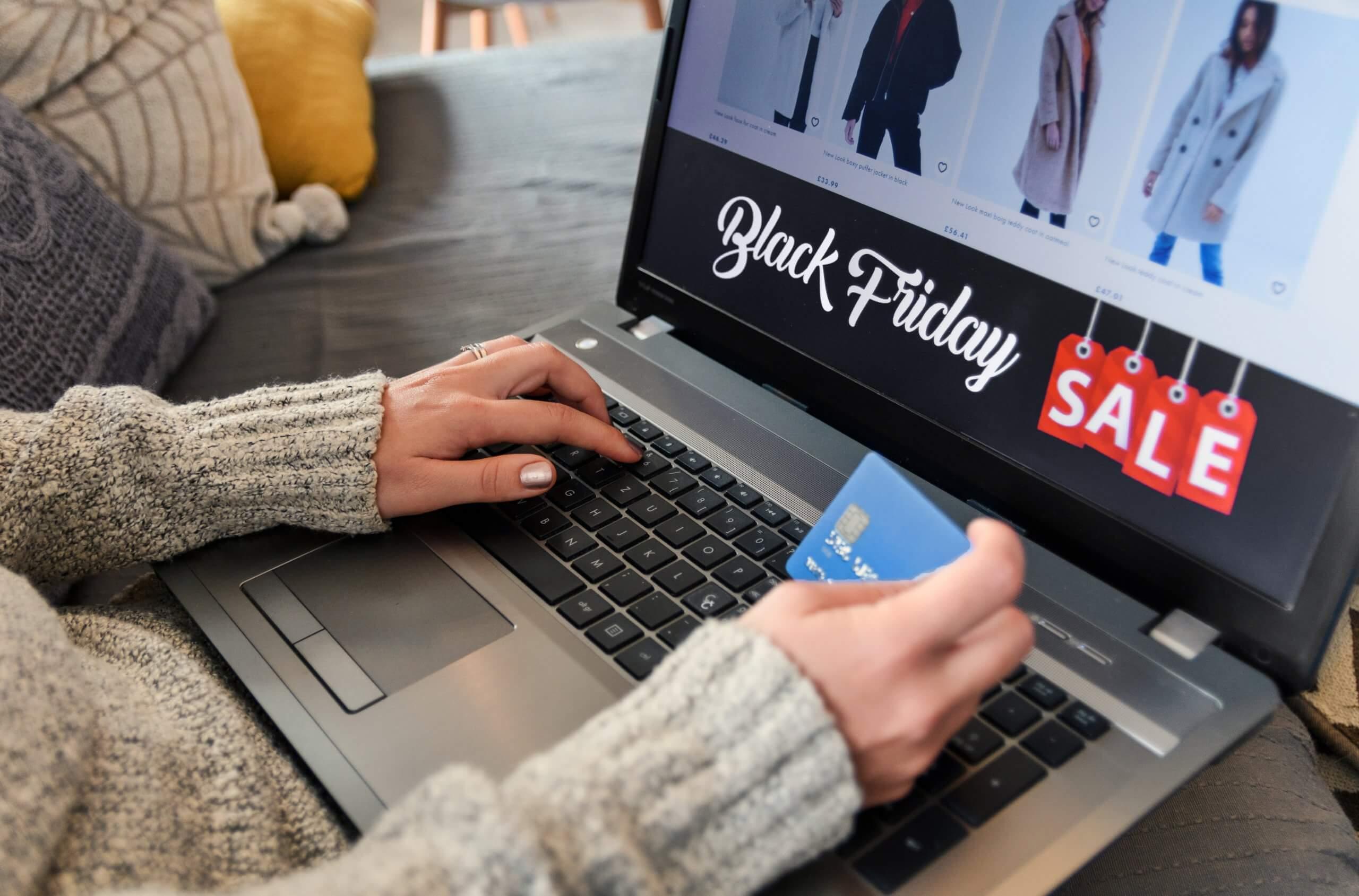 Black Friday Shopping 2021