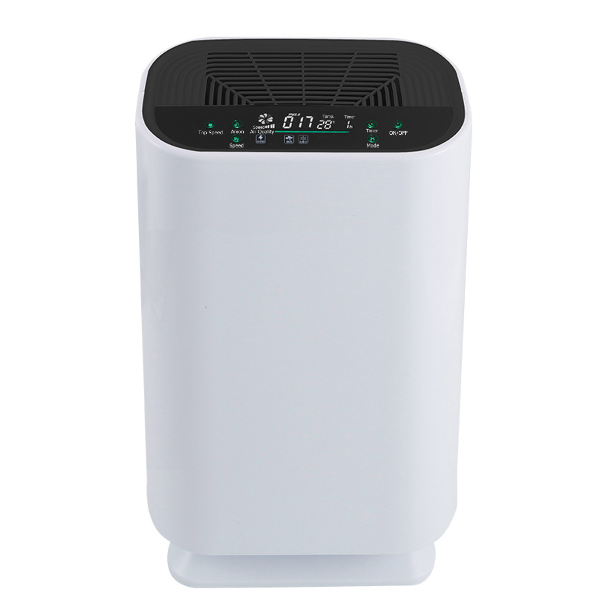 Air Purifier Ioniser Quiet Mode Hepa with Dual Filtration Filter Ionizer HEPA