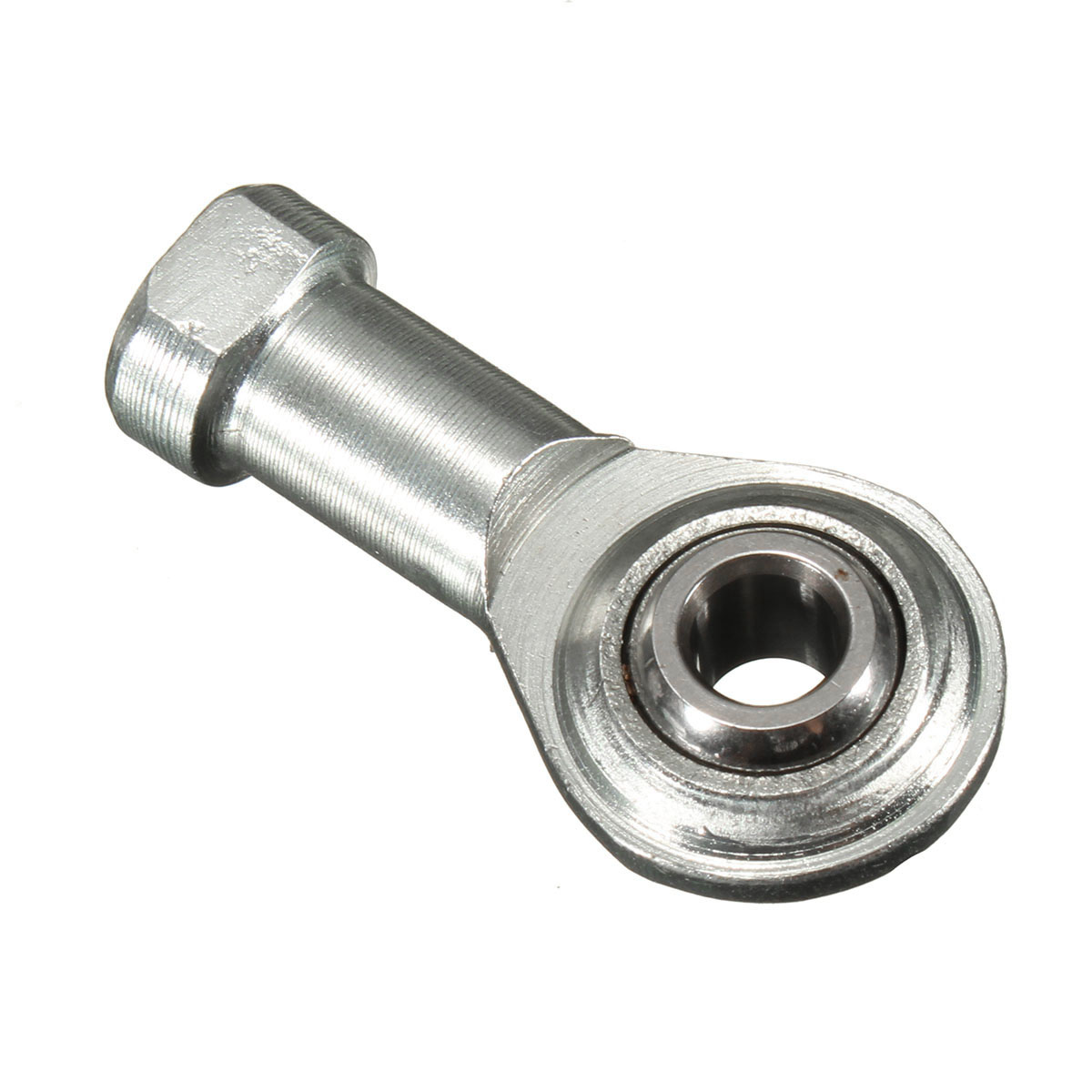 10Pcs M6 X 1Mm Right Hand Thread Rod End Joint Bearing 6Mm Female Thread Joint Ball Bearing