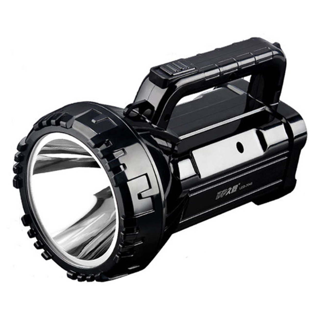 1200LM Camping Light Rechageable LED Flashlight 2 Modes Travel Emergency Lamp