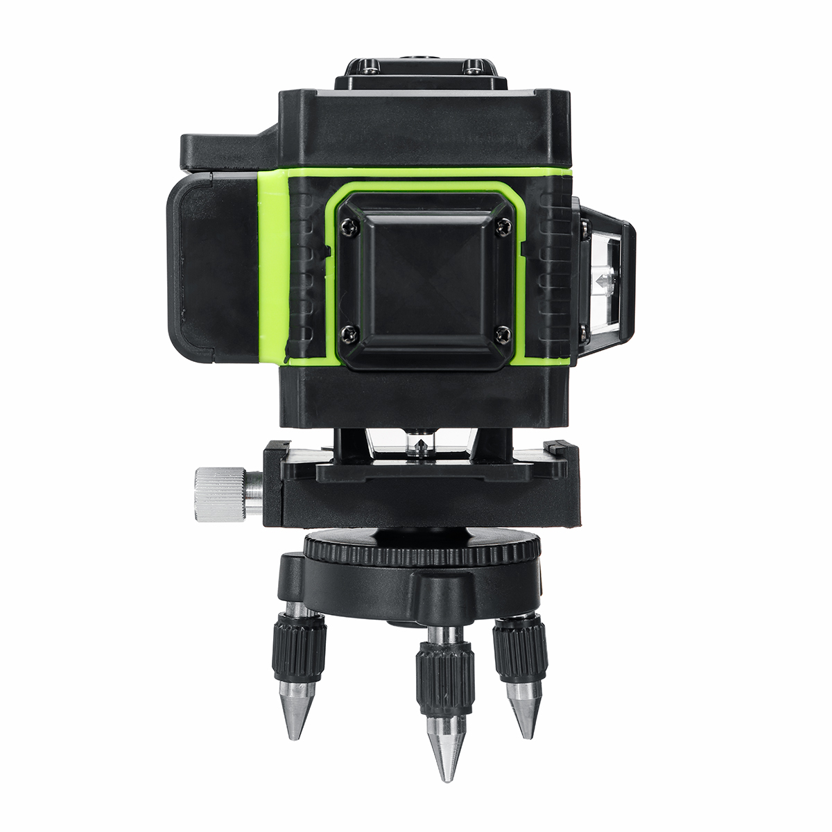 16 Blue Lines Laser Level Measuring Devicesline 360 Degree Rotary Horizontal and Vertical Cross Laser Level with Base