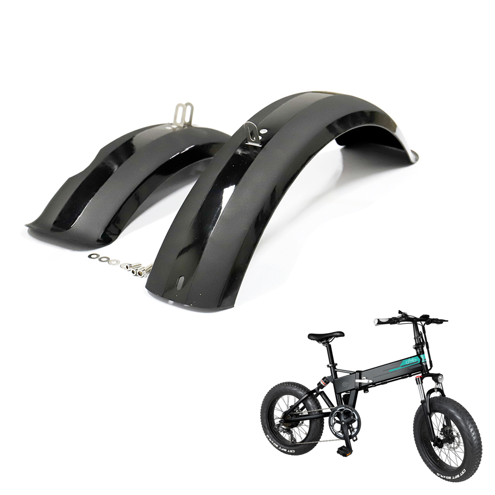 FIIDO M1 Pro Electric Scooter Fender Scooter Mudguard Electric Scooter Tire Front Back Splasher Guard Wing FIIDO M1