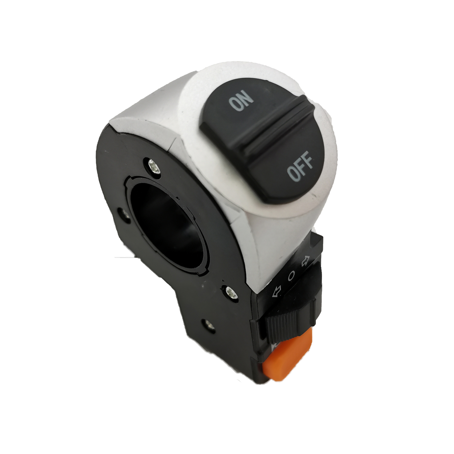 Headlight Switch Battery Safety Lock Accessories Easy Install on off Push Button Light Switch for Electric Bike Scooter