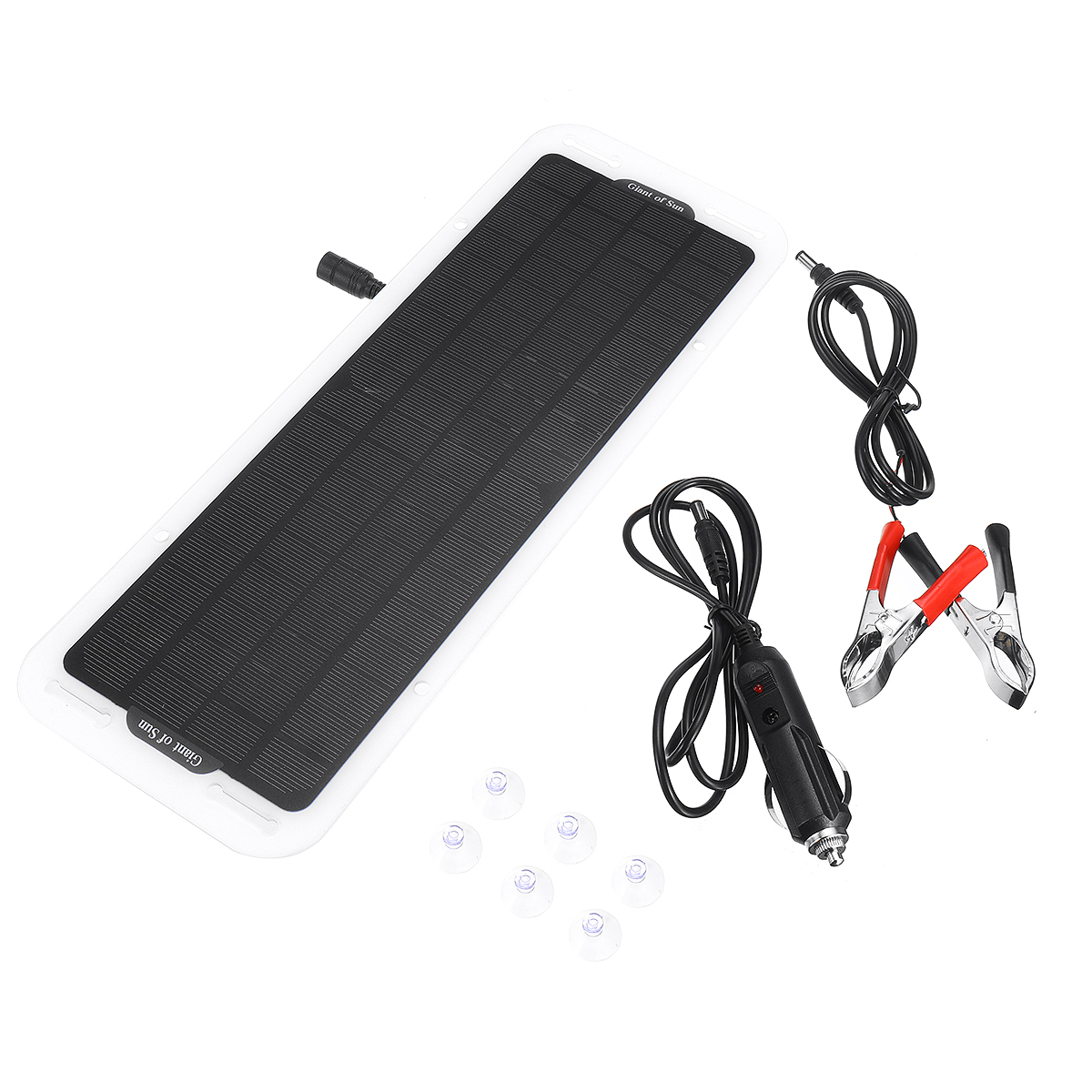 5W 5V Portable Outdoor Solar Energy Charging Panel Fast Outdoor Emergency Charging