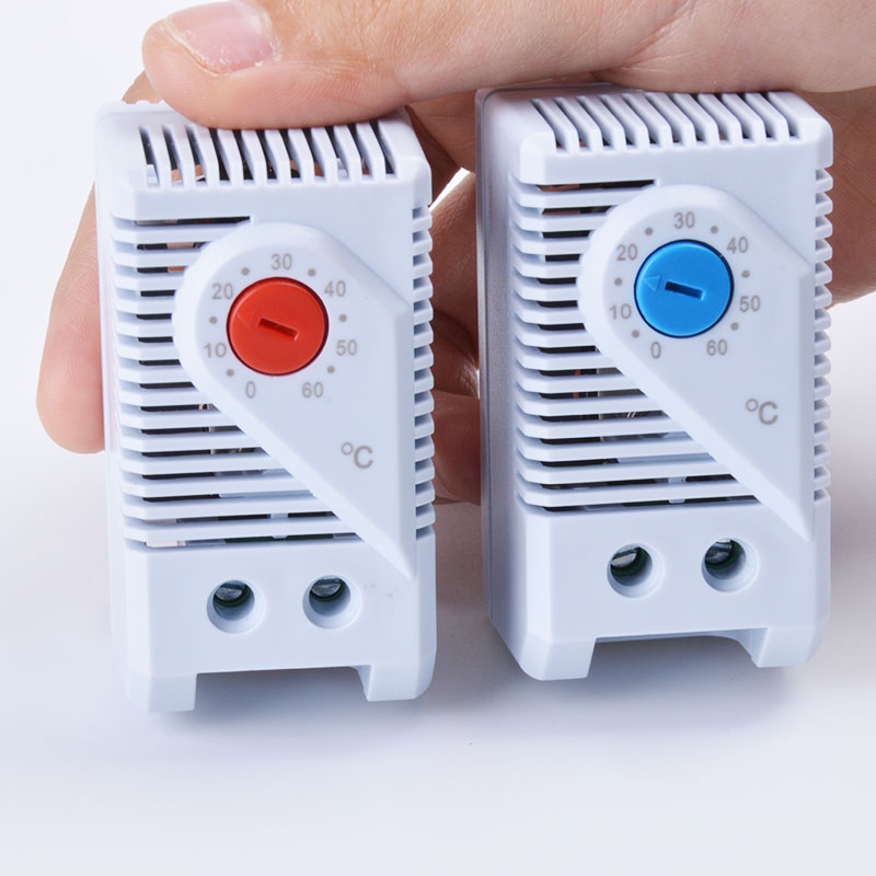 KTO011 KTS011 0-60 Degree Compact Normally Close NC Mechanical Temperature Controller Thermostat
