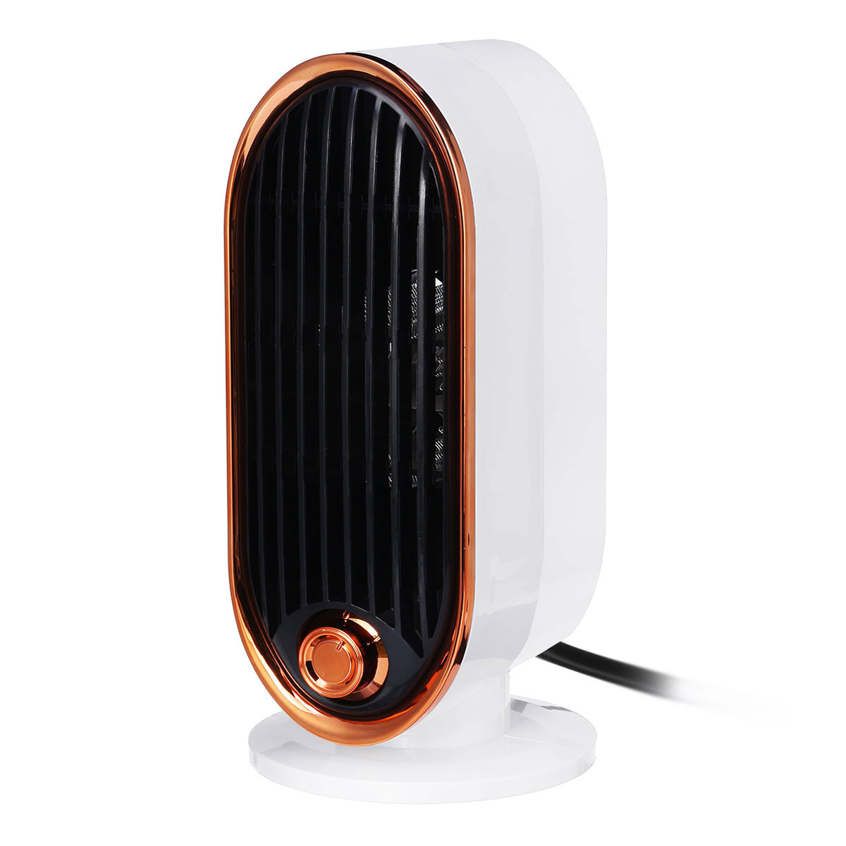 220V 700W Powered Portable Electric Air Space Heater Fast Heating Thermostat Hot