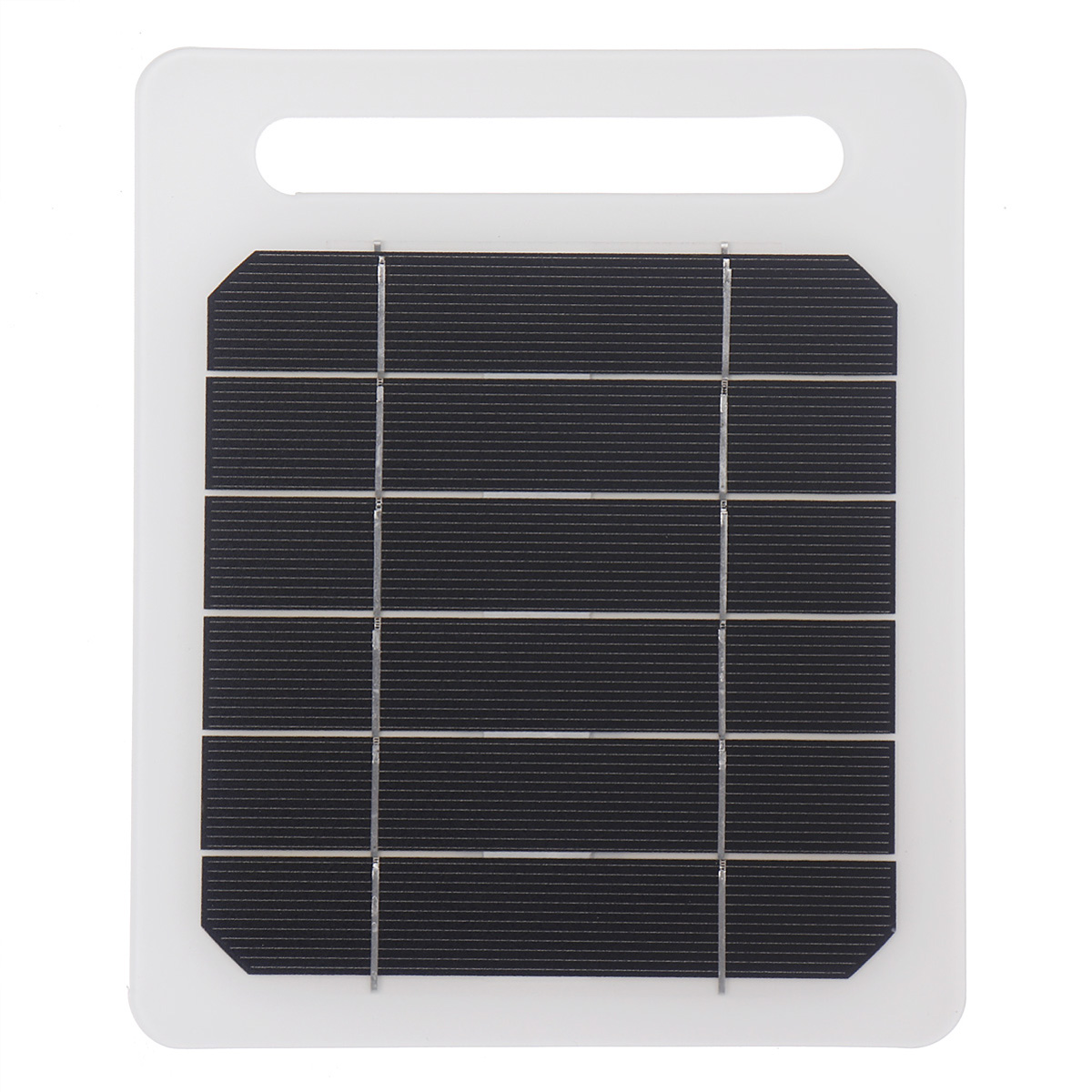 3W Monocrystalline Solar Panel Cell Module Kit Waterproof with USB Ports Mobile Phone Charging