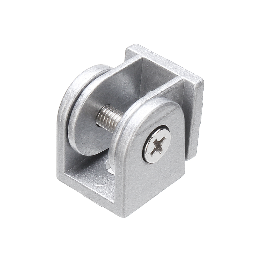 Machifit Movable Hinge Industrial Aluminum Extrusions Fittings Arbitrary Angle Connector for 2020 Aluminum Profiles