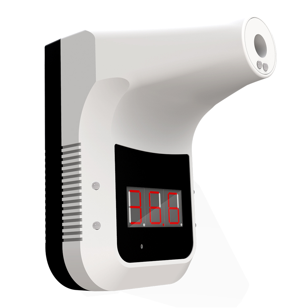 K3 Infrared Thermometer Digital Non-Contact Wall-Mounted Fixed Electronic Thermometer