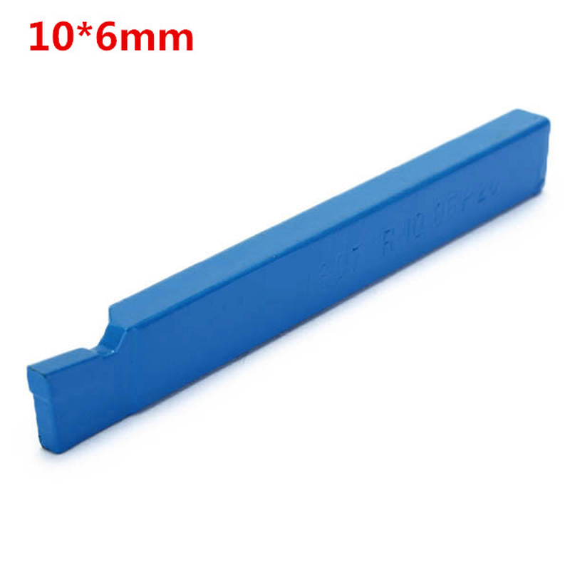 10X6Mmx100Mm Turning Tool YT5 Carbide Tipped Lathe Cutting Tool