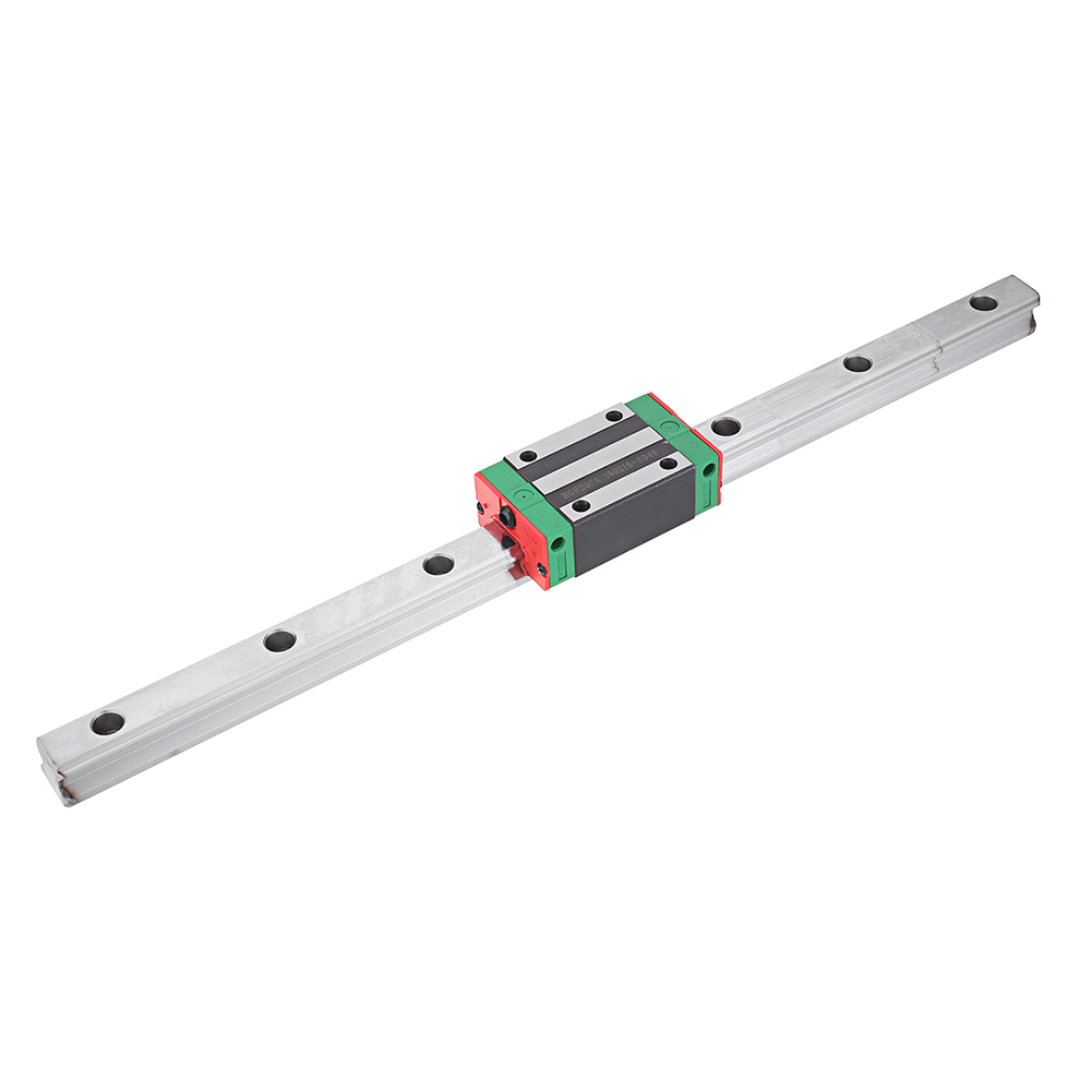 Machifit HGR20 600Mm Linear Guide with HGH20CA Linear Rail Slide Block CNC Parts