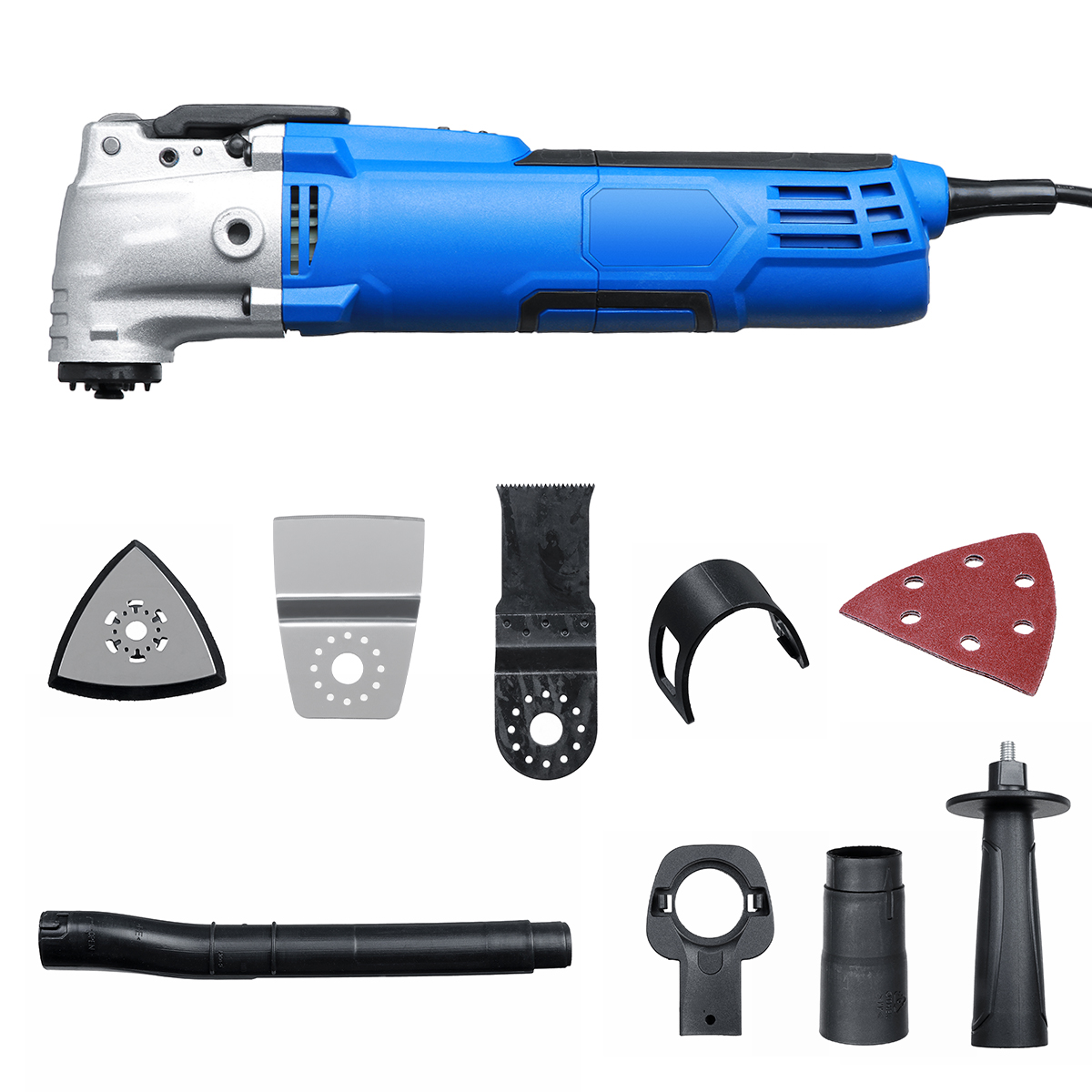 220V Electric Polisher Cutter Trimmer Electric Saw Renovator Tool Woodworking Oscillating Tool