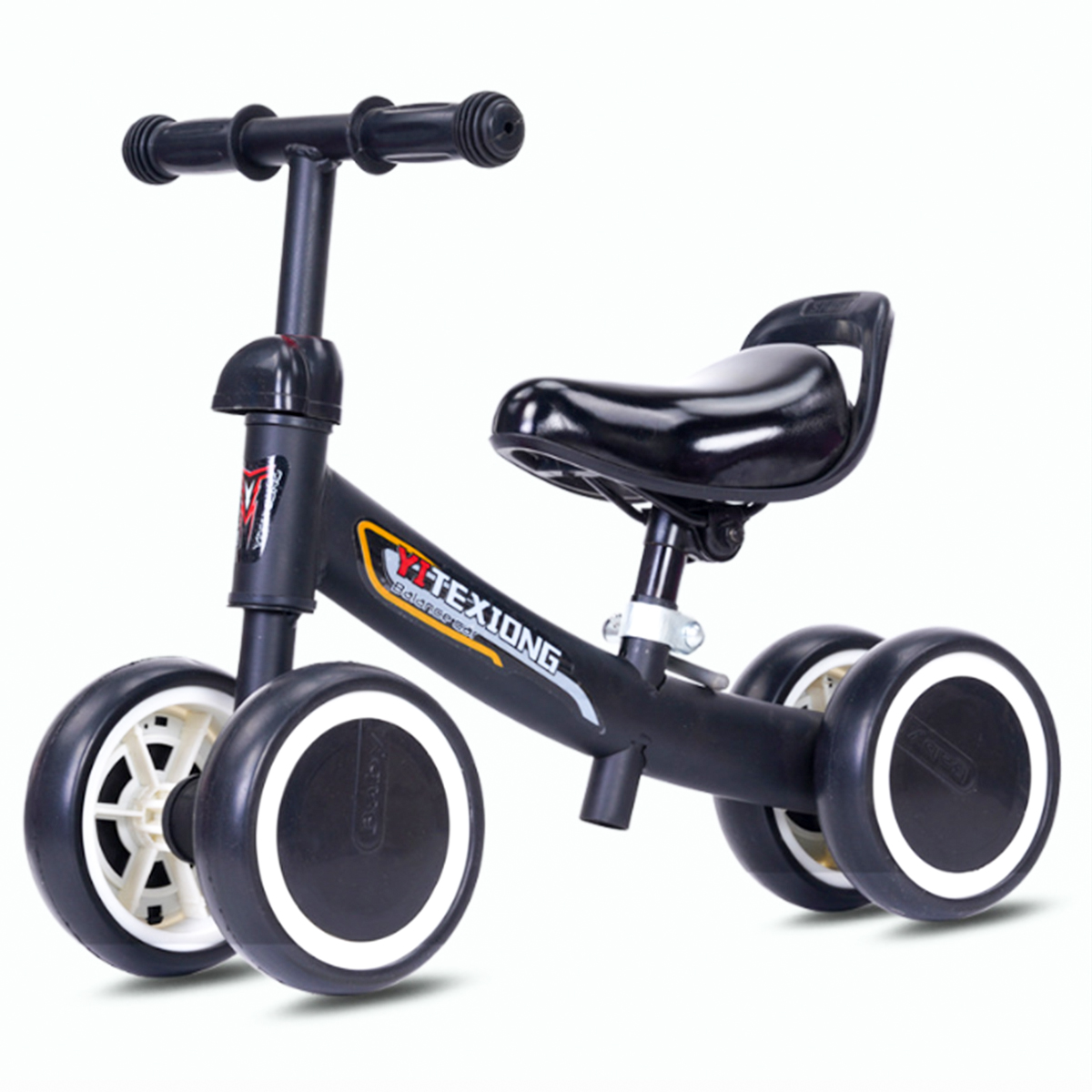 Baby No Pedals Balance Bike Kids Children Toddler Outdoor/Indoor Walker Bicycle for 1-3 Years Old Boys&Girls Balance Training