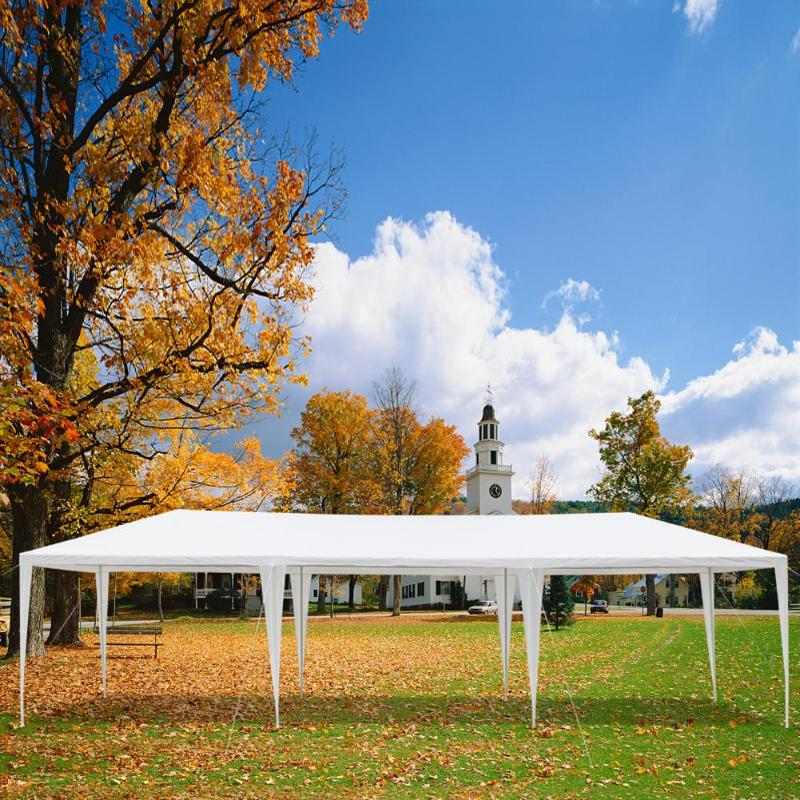 3x9m-Beach-Tent-Waterproof-Outdoor-Camping-Eight-Sides-Two-Doors-Tent-Parking-Sh thumbnail 4