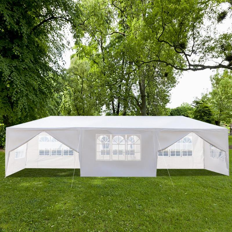 3x9m-Beach-Tent-Waterproof-Outdoor-Camping-Eight-Sides-Two-Doors-Tent-Parking-Sh thumbnail 6