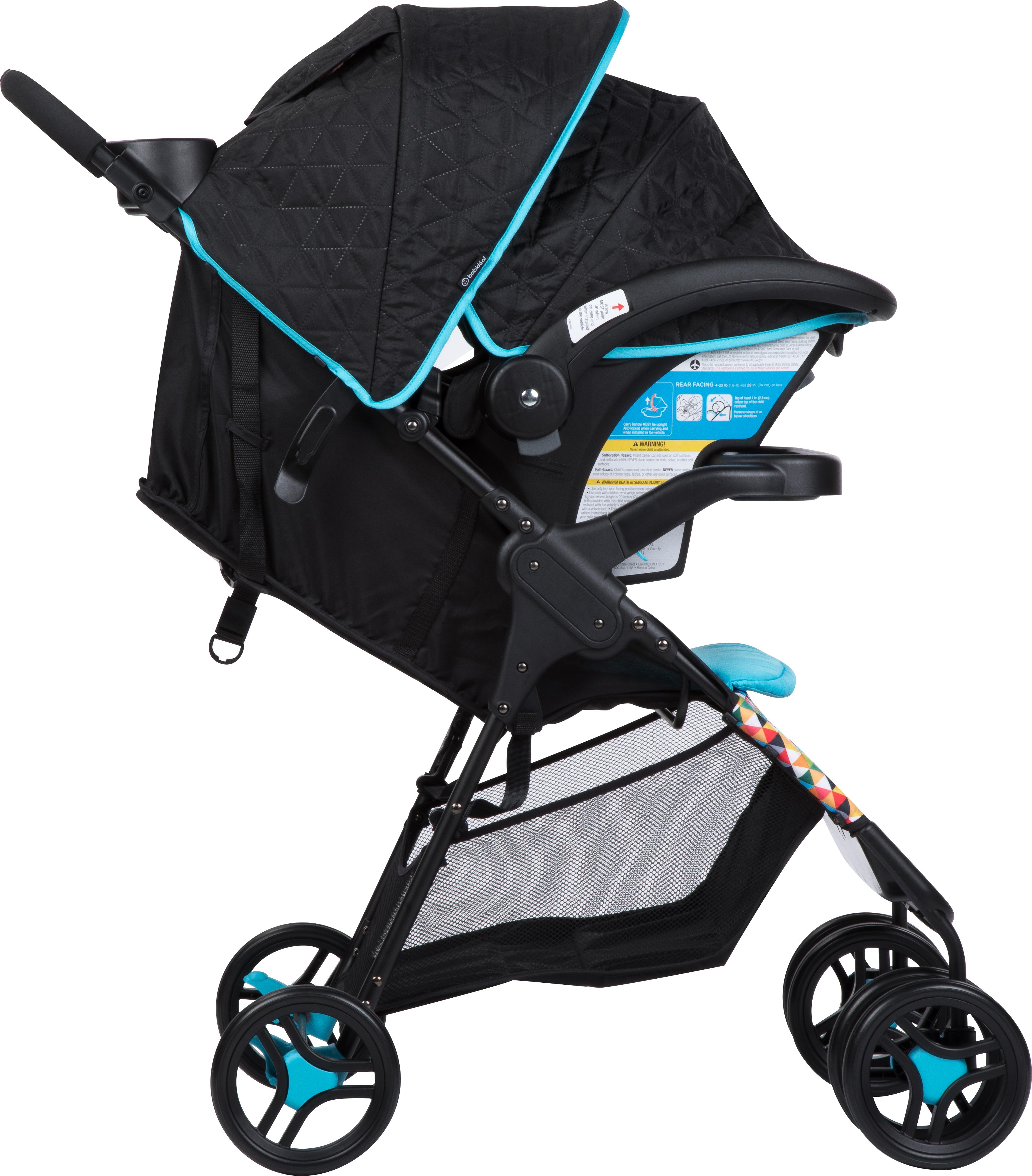 Baby Infant Car Seat Stroller Combo Boys Girl Travel ...