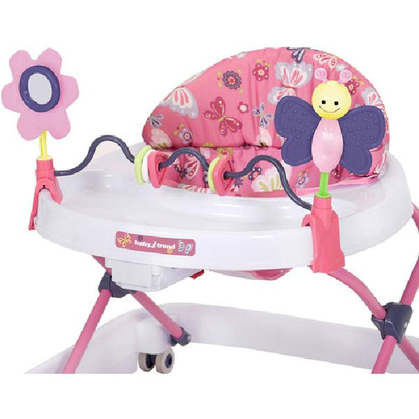 Baby Trend Walker Emily 1-24 months Adjustable Height With Tray