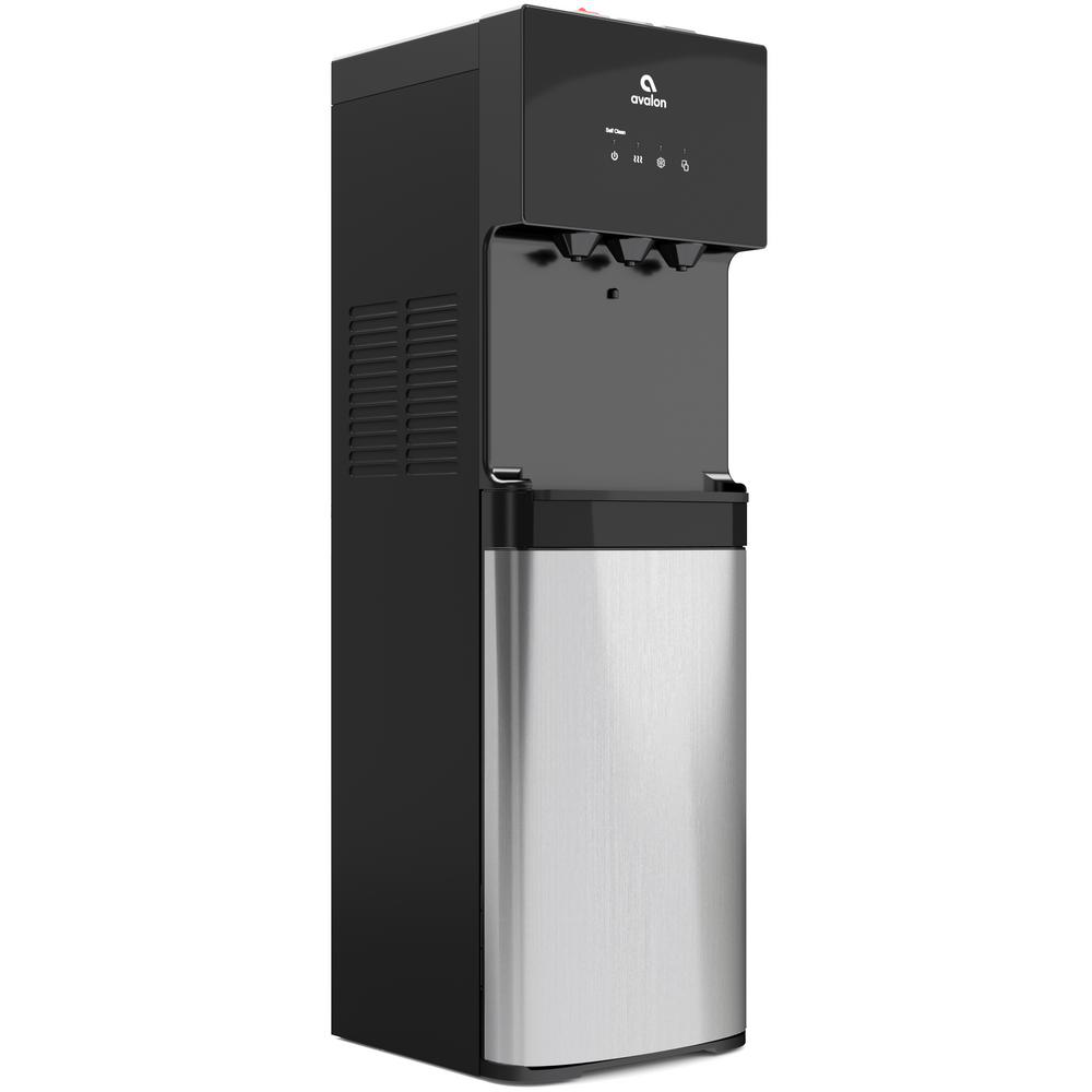 Bottom Loading Water Cooler Dispenser 3 Temperature Setting