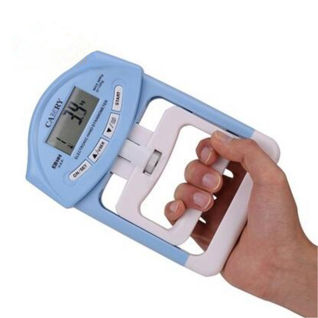 Digital-LCD-Dynamometer-Measurement-Strength-Meter-Mucle-Hand-Grip-Power-90kg-19 thumbnail 7