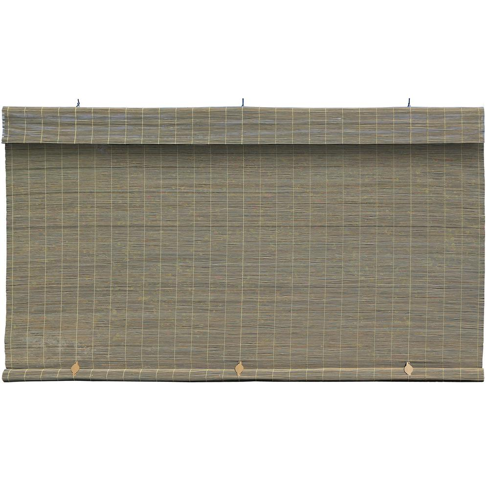 Outdoor Window Shade Exterior Solar Roll Up Patio Curtain Tr