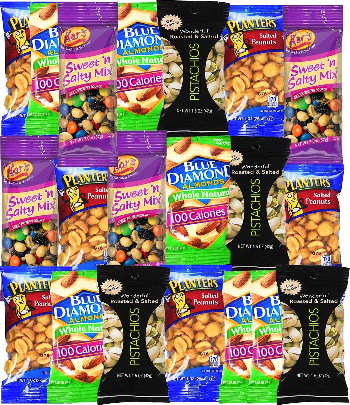 Healthy Snacks Care Package Grab And Go Variety Pack