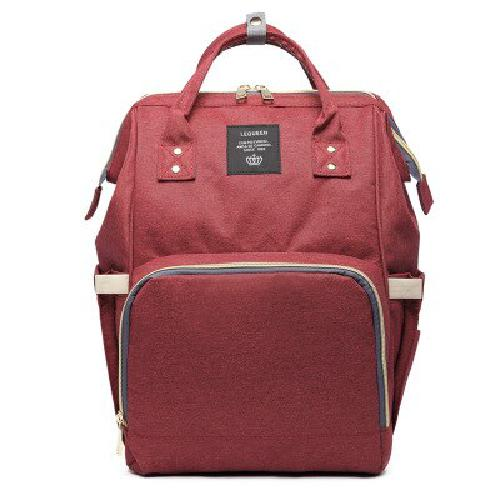 Lequeen-Large-Capacity-Baby-Diaper-Bag-Maternity-Nappy-Diaper-Bags-Travel-Mummy thumbnail 13