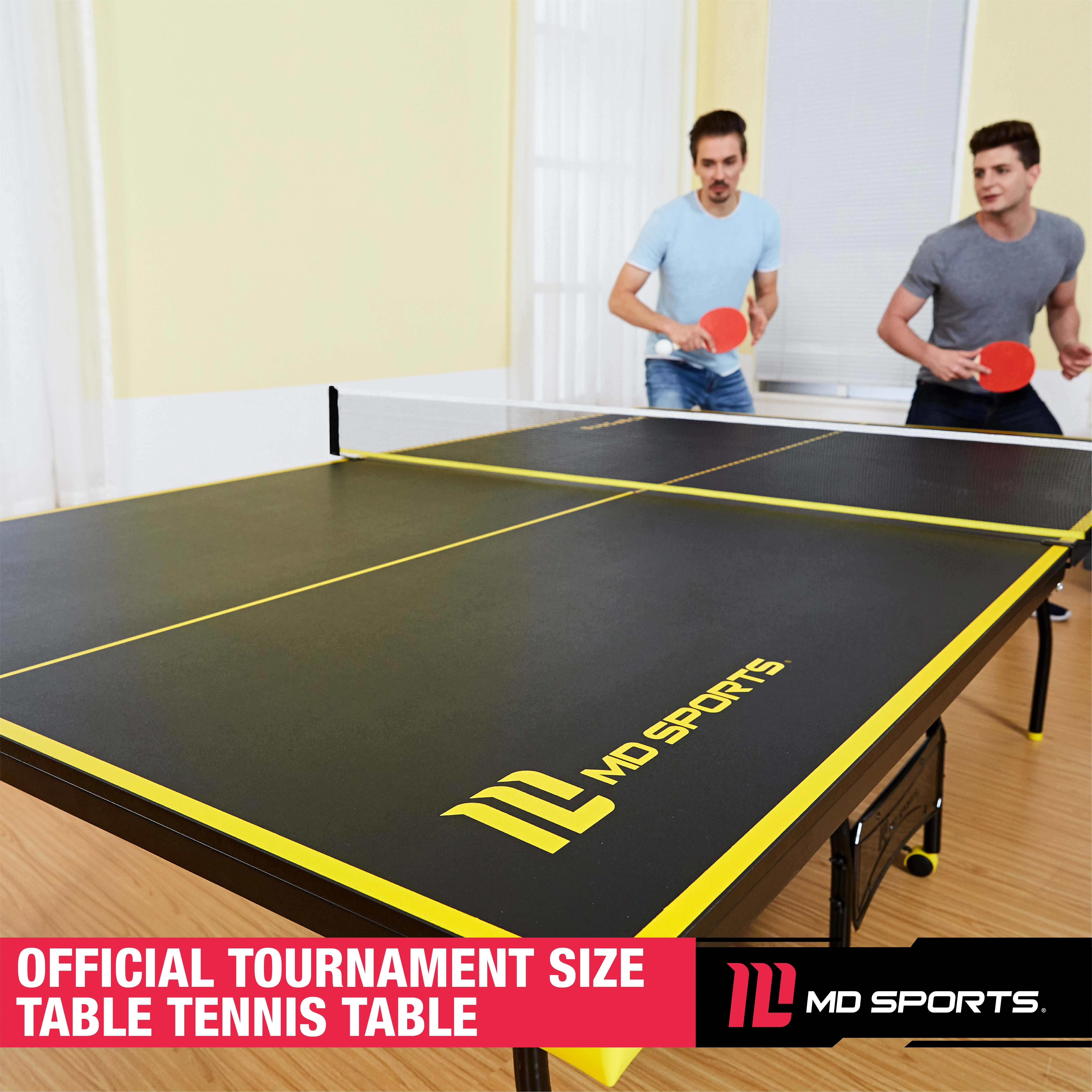 official size outdoor indoor tennis foldable ping