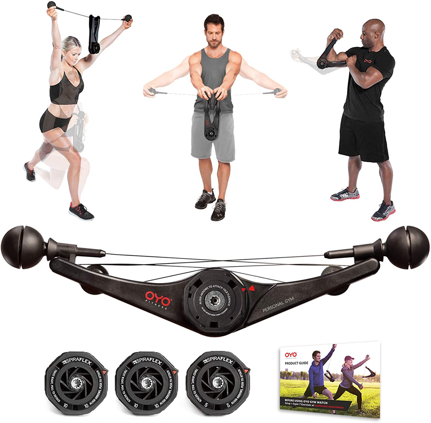 Full Body Portable Gym Equipment Set For Exercise At Home