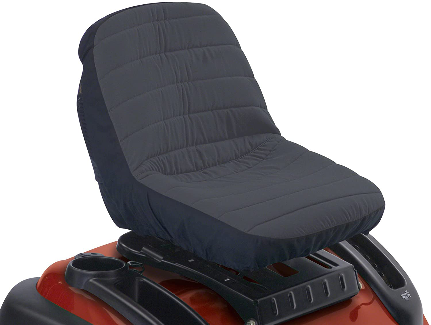 Classic Accessories Deluxe Riding Lawn Mower Seat Cover, Med