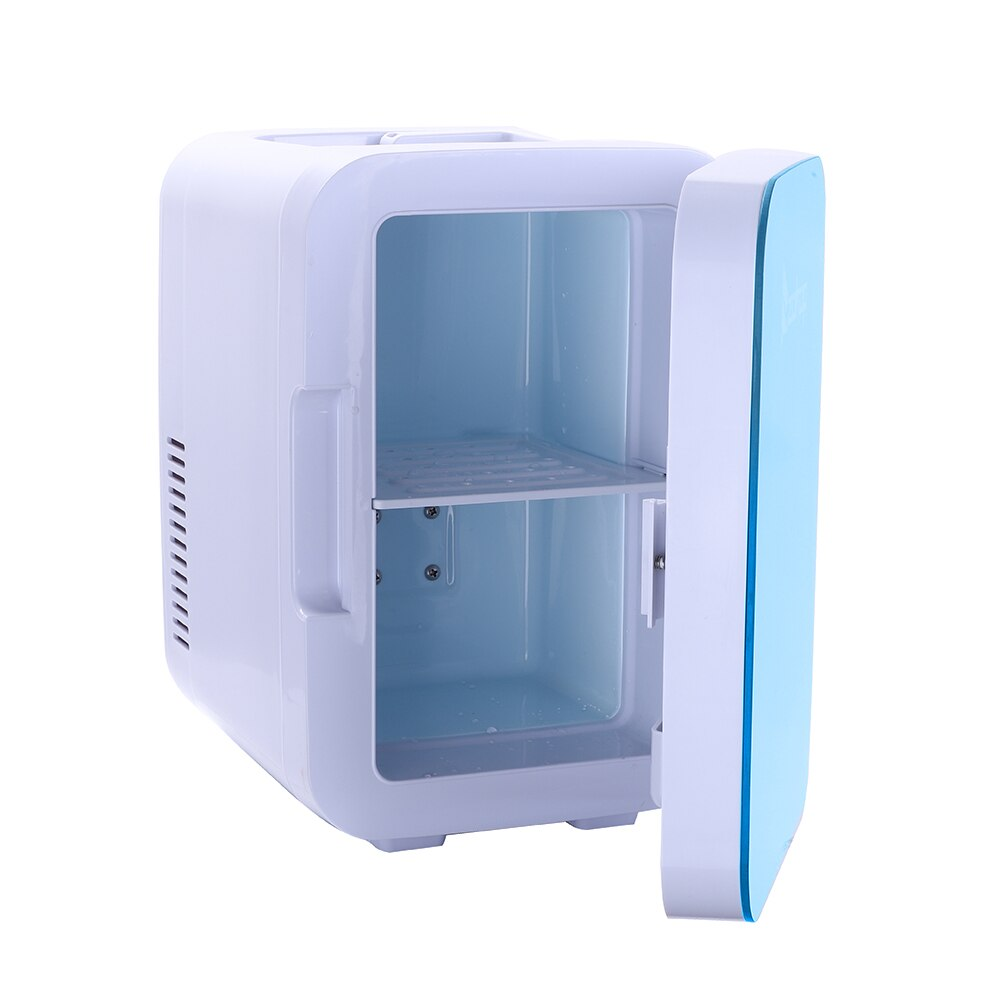 ZOKOP-Electric-Mini-Portable-Fridge-Cooler-Warmer-6-Liter-0-21-Cuft-8-Can-AC thumbnail 2